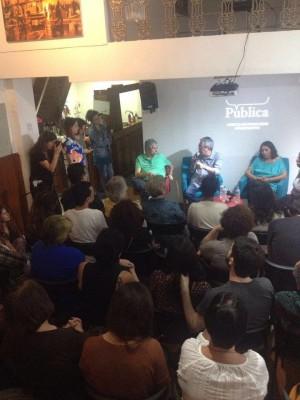 Visão geral do debate promovido pela Agência Pública: Foto: Casa Pública