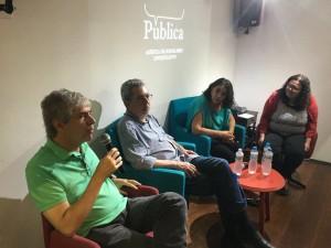 Mauricio Staycer, crítico de televisão na Folha de São Paulo e no UOL. Foto: Casa Pública