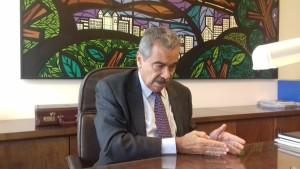 """""""Isto para mim faz a primeira qualidade de um juiz, não se subordinar a mídia"""", disse. Foto: Eduardo Sá/Fazendo Media."""